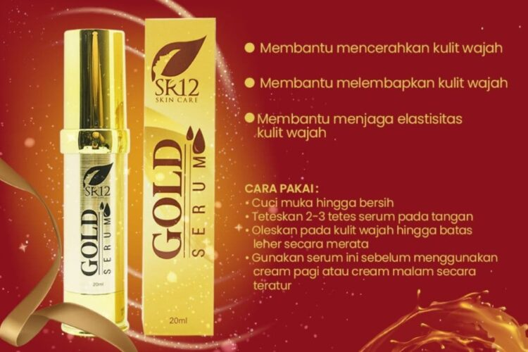 serum gold sr12